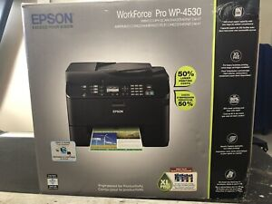 Epson printer, scanner, copier and fax !