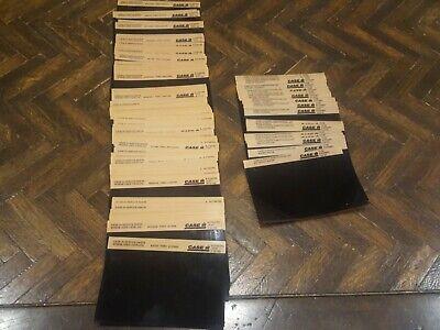 Ih Case Ihc International Master Parts Catalog Microfiche Fiche Tractor