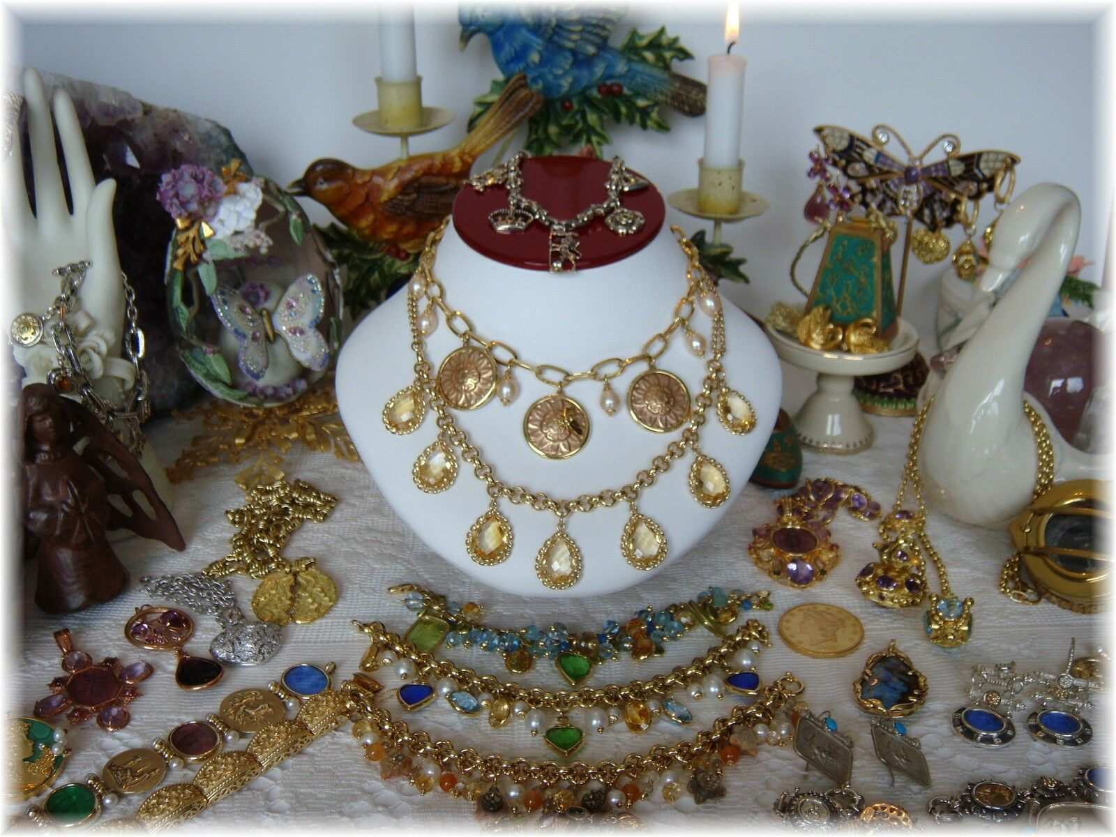 Olde World Treasures Jewelry