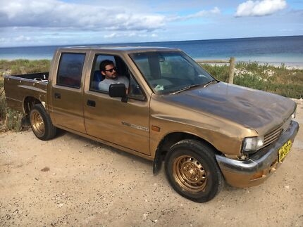1995 Holden Rodeo