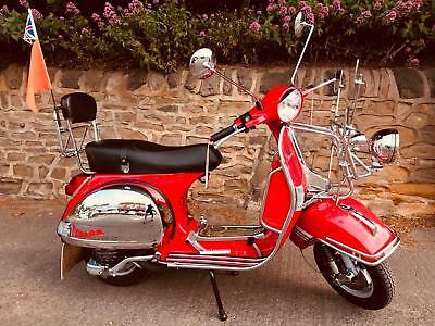 Piaggio Vespa 125 dealer special