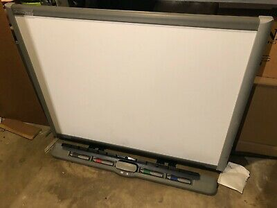 Smart Board 640 Smartboard Sb640 48 Interactive Whiteboard Homeschool Educate