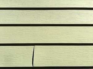 Looking to match aluminum siding