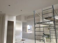 Drywall taper and finisher available short notice