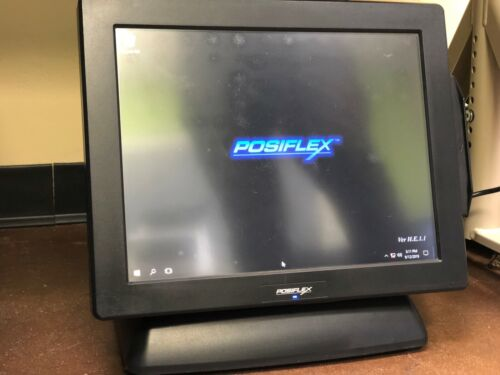 Posiflex XT-3215 3200 Series POS Terminal With Windows 10 & Card Reader