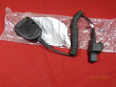 Motorola Rmn5038a Xts5000 Xts30003500 Mt2000 Vhf Radio Commander Speker Mic C8