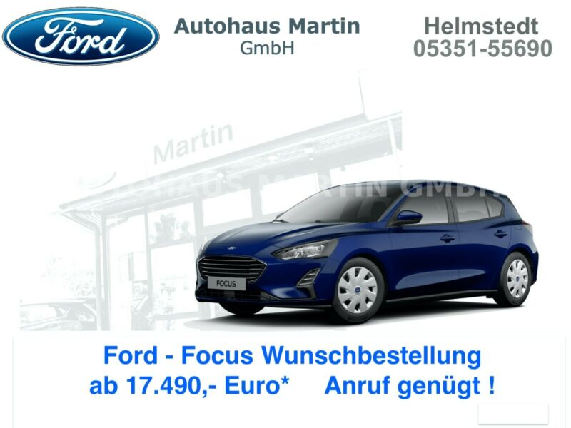 Ford Focus 1,0 EcoBoost 74kW Trend