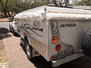 Jayco Eagle Outback 2007
