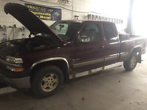 2000 gmc 1500 Parts or Whole