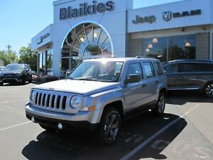 2016 Jeep Patriot SP Sport Altitude II