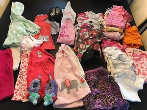 Size 6 months clothing