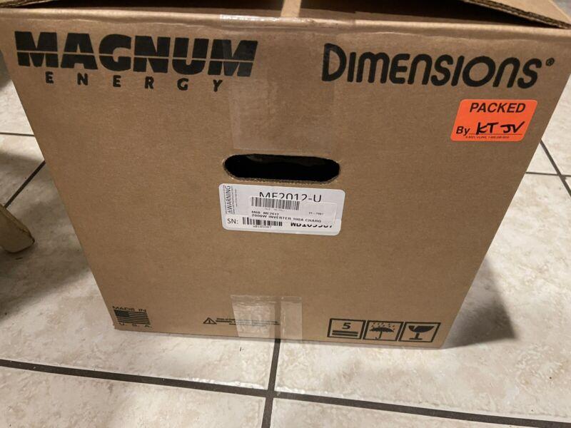 magnum energy inverter/ Charger
