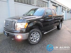 2012 Ford F-150 XLT XTR 4x4! Only 25500kms! Easy Approvals!