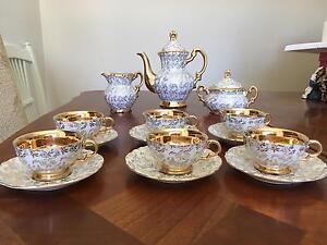 Fine Japanese 15 piece China tea set Rosanna Banyule Area Preview