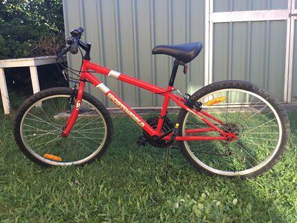 Red Sportsworld Children's Bike