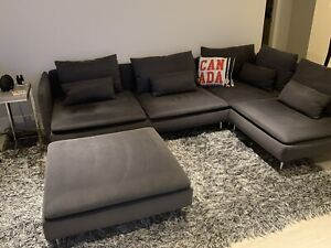 IKEA Sectional 4-seat corner sectional *3 years old*