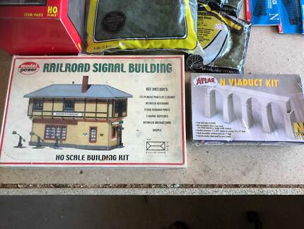 HO AND N SCALE - LOT BUY