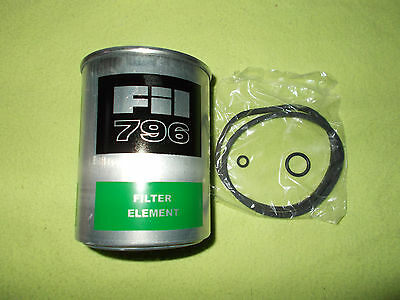 Volvo Valtra Same Other Cav796 F7111-796 Bf884 Ff4052 Fuel Filter Cartridge 3001