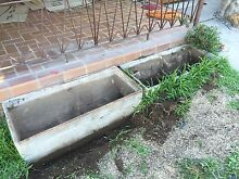 Old concrete laundry tubs - great for horses or garden Singleton Singleton Area Preview