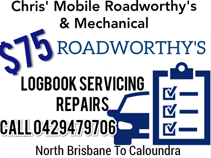 Mobile Roadworthy & Mechanical Carseldine Brisbane North East Preview
