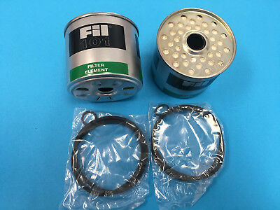 Ford Tractor Dual Lot Fuel Filter C5ne9176c D0nn9176a 4610 5610 6610 7610 7710