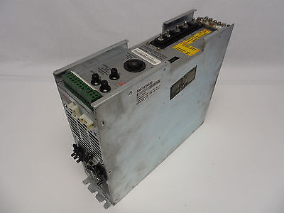 Indramat Power Supply Tvm2.1-50w1-115v Refurbished Tested 30 Days Warranty.