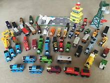 Thomas The Tank Engine Wooden Trains Collection Brighton East Bayside Area Preview