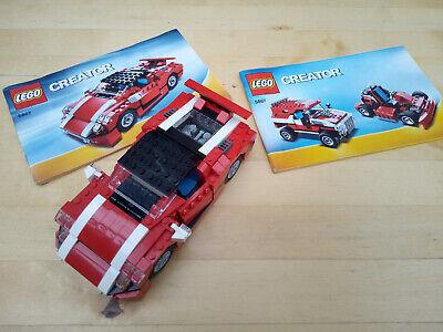 LEGO CAR SET 5867
