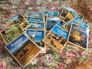 Encyclopédie de pays,avec beaucoup d'info.