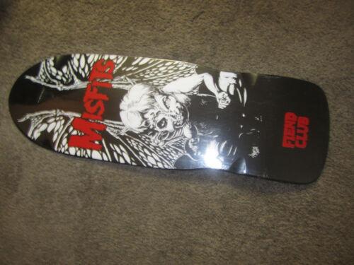 Misfits Fiend Club Skateboard Deck 2002 #4 of 250