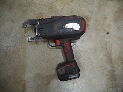 Max Rb397 Rebar Tier Rebar Tying Tool With 4.0 Battery 14.4v