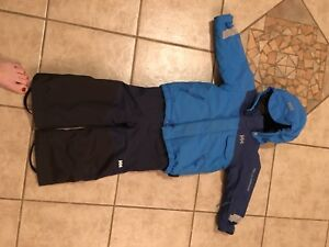 Helly hansen winter suit 2T and boots
