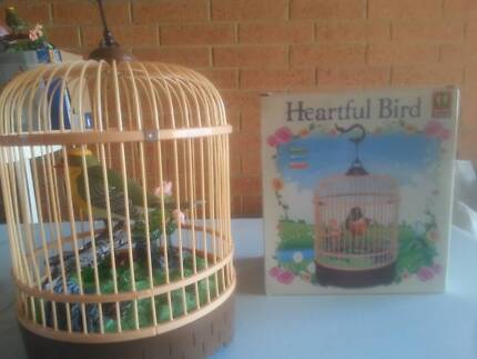 SINGING SONG BIRD