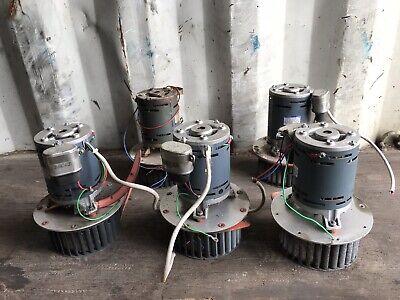 Used Electrovert Bravo 4050 Blower Motor