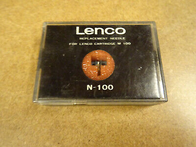 LENCO N-100 / REPLACEMENT NEEDLE FOR LENCO CARTRIDGE M 100