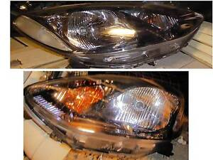 Mazda 2 Hatchback Left and Right Complete Headlight Assembly Charlestown Lake Macquarie Area Preview