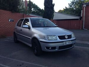 2001 Volkswagen Polo Hatchback Payneham Norwood Area Preview