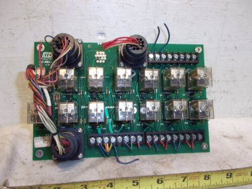 Milltronics Industrial Information Control PC-REL-1B