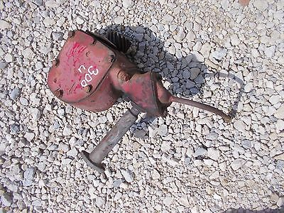 International 300 Utility Tractor Orgnl Ih Engine Motor Governor Assembly Case