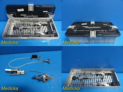 Stryker Neuro-spine Navigation System Instruments Set W 6001-35 Tray 22026
