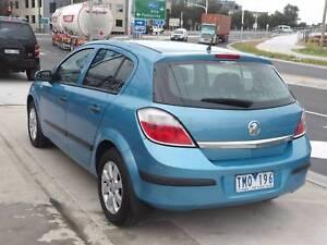 2005 Holden Astra Hatchback