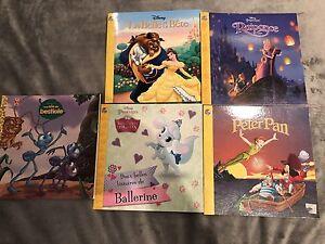Livres Disney (Phidal) à 1$/ chaque (voir les 7 photos)