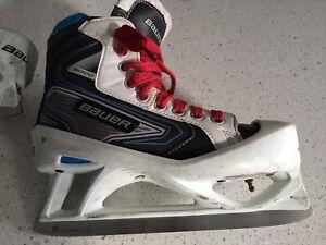 Bauer Reactor Junior Goalie Skate