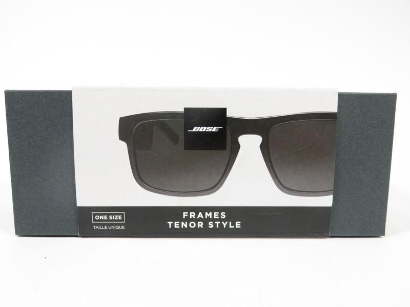 Bose 851338-0110 BT Portable Audio Frames Tenor Style Sun Glasses