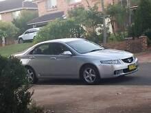 2004 Honda Accord Euro, Long Rego, Low Kilometer Oatlands Parramatta Area Preview