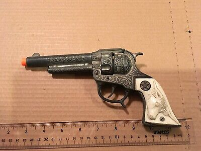 VINTAGE 1940'S HUBLEY TEXAN JR TOY CAP GUN