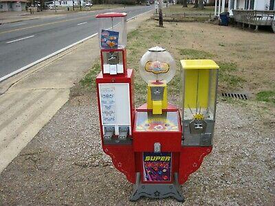 Northwestern Vending Machines Flipper Machineswith Racks6racks
