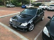 2007 Mercedes-Benz C180 Kompressor Sport Edition Doubleview Stirling Area Preview