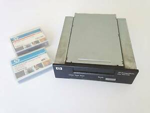 HP DAT 160 USB Tape Drive + Cleaning & Data Cartridges Beacon Hill Manly Area Preview