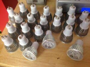 Ampoules Led GU10 / lights (20x)